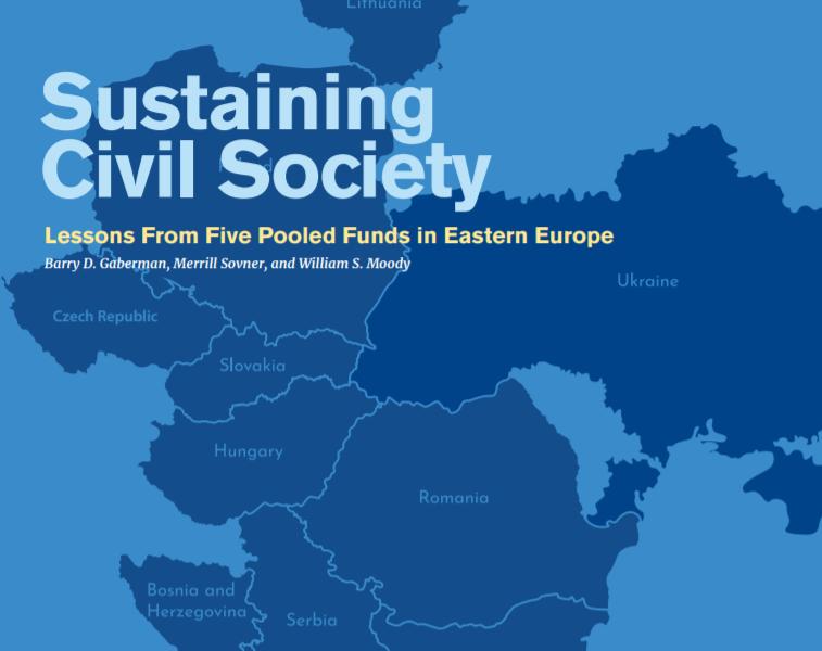 В подкрепа на гражданското общество: 30 години по-късно