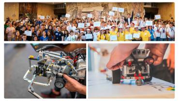 Фестивал по роботика