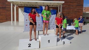 Спортният таланти Василики Кадоглу спечели маратона в Ровин