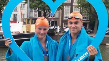 Василики Кадоглу и Георги Цурев триумфираха на маратона в Дордрехт